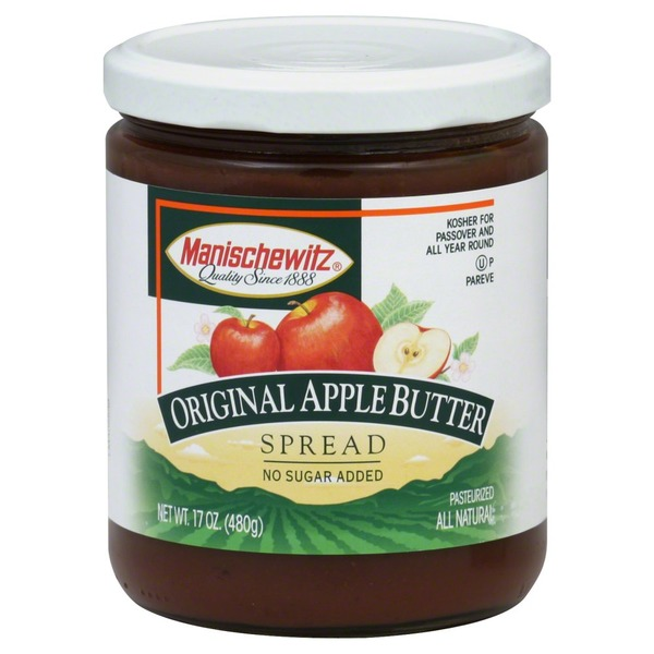 Manischewitz Apple Butter Spread, Original