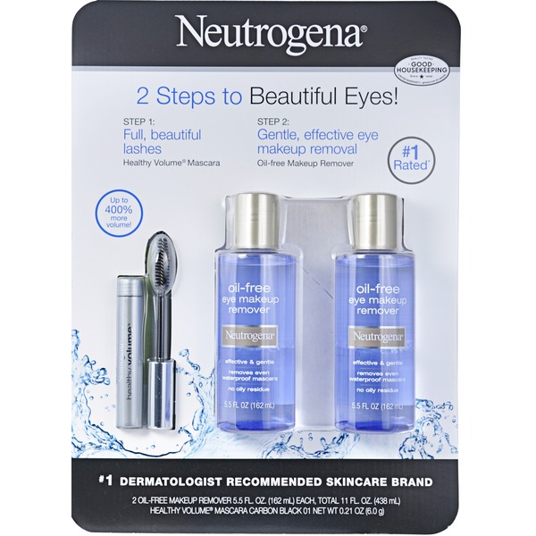 Neutrogena Oil Free Eye Make Up Remover & Mascara