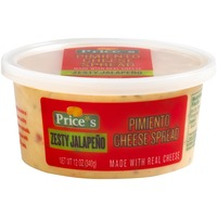 Price's Zesty Jalapeno Pimiento Cheese Spread
