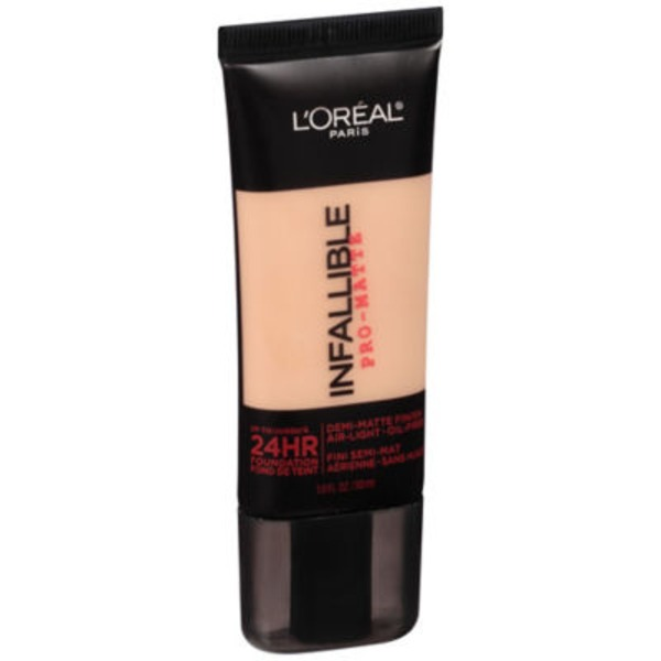 Infallible Pro-Matte 103 Natural Buff Foundation