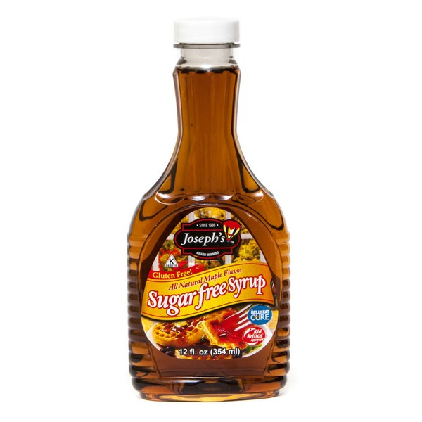 Joseph's Sugar Free Maple Flavor Syrup
