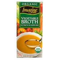 Imagine Foods Organic Broth Vegetable