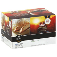 Folgers Gourmet Selections Coffee Pods K Cups Vanilla Biscotti