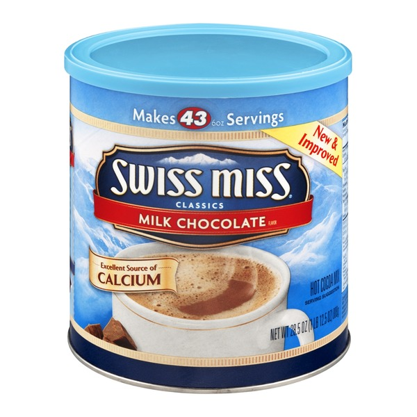 Swiss Miss Classics Milk Chocolate Hot Cocoa Mix