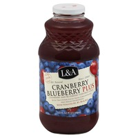 Braswell's Juice, Cranberry Blueberry Plus