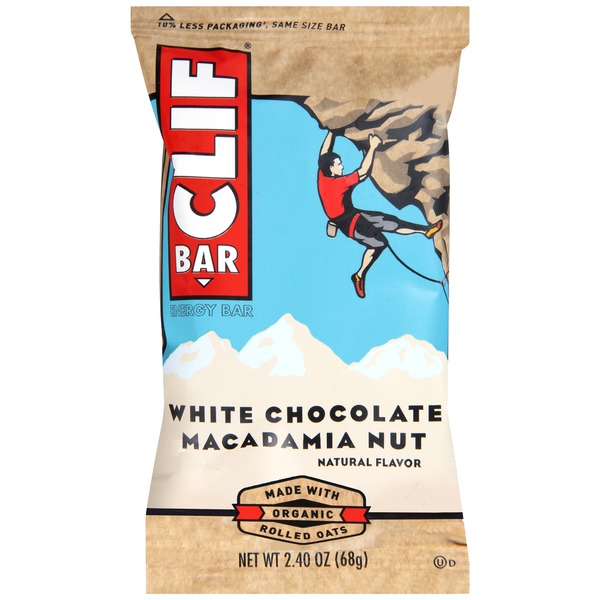 Clif Bar® White Chocolate Macadamia Nut Energy Bar