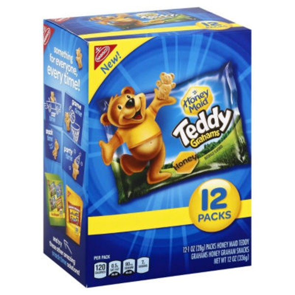 Nabisco Honey Maid Teddy Grahams