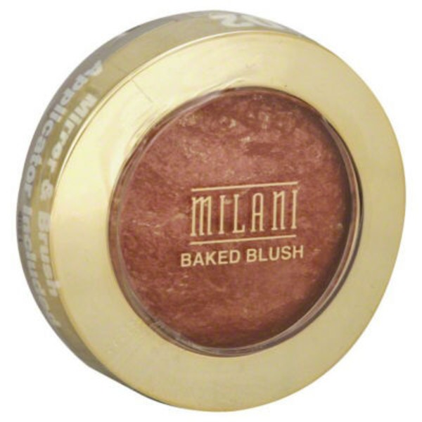 Milani Baked Powder Blush 02 Rose D'Oro