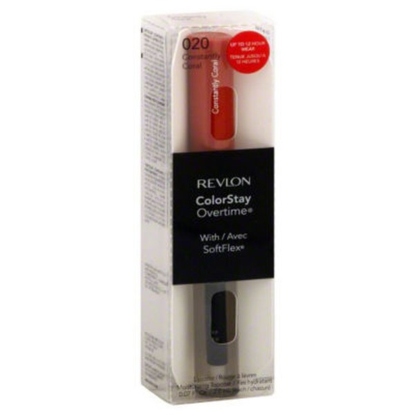 Revlon ColorStay Overtime Lipcolor - Constantly Coral