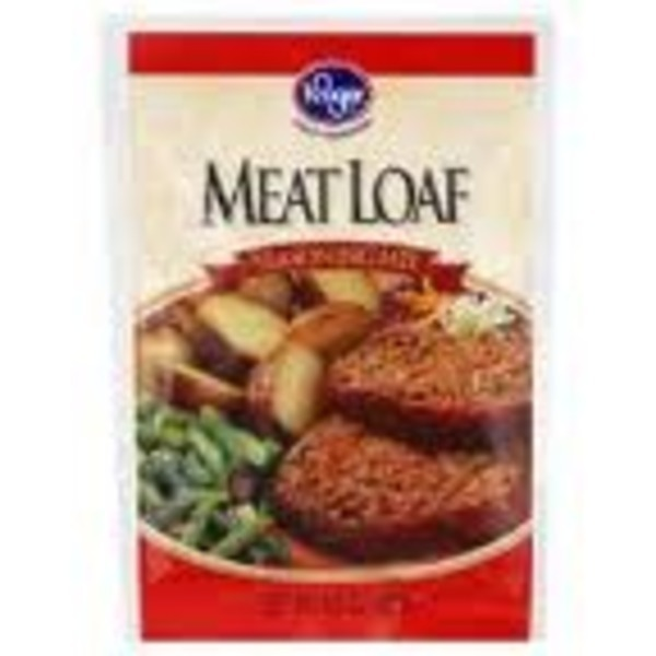 Kroger Meatloaf Seasoning Mix
