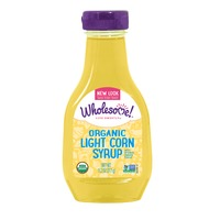 Wholesome Sweeteners Organic Light Corn Syrup