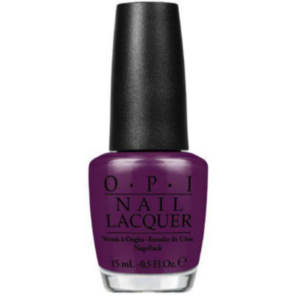 OPI Nail Lacquer Get Cherried Away