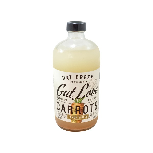 Hat Creek Provisions Lemon Ginger Brine