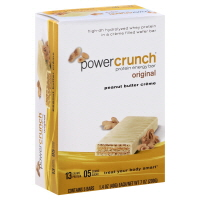Power Peanut Butter Cream Crunch Bar - 5