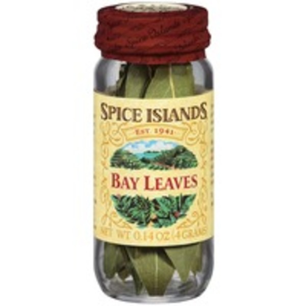 Spice Islands Bay Leaves