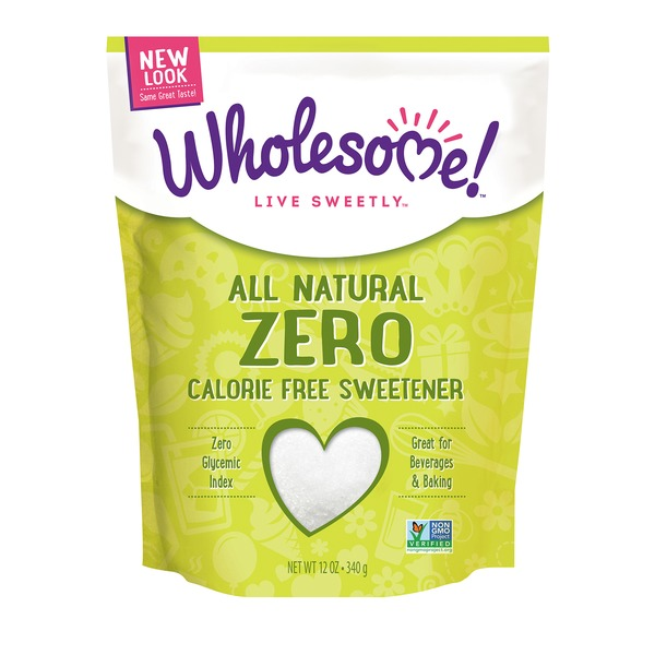Wholesome Sweeteners Zero Calorie Sweetener