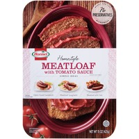 Hormel Homestyle Meat Loaf with Tomato Sauce