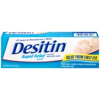 Desitin® Rapid Relief Zinc Oxide Diaper Rash Cream