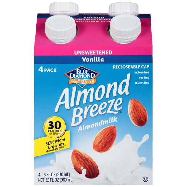 Almond Breeze Unsweetened Vanilla Almondmilk