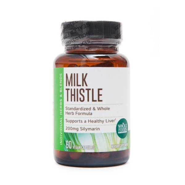 Whole Foods Market Milk Thistle