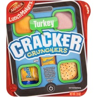 Armour Cracker Crunchers Turkey with Nestle Butterfinger Bar LunchMakers