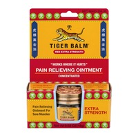 Tiger Balm Pain Relieving Ointment Red Extra Strength