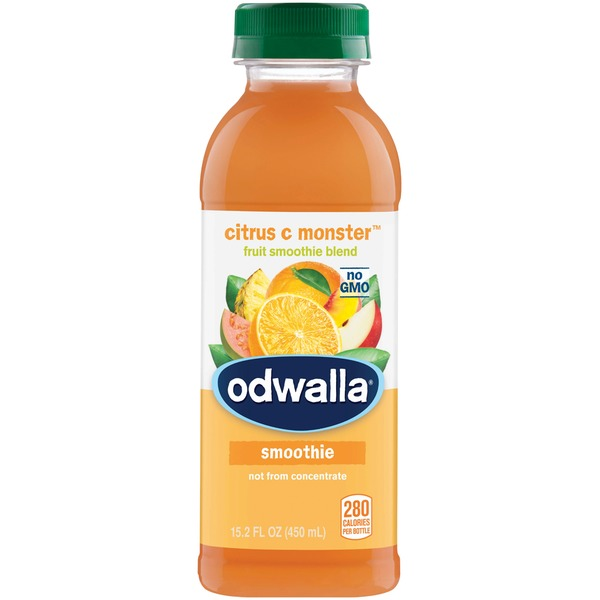 Odwalla Citrus C Monster Fruit Smoothie Blend