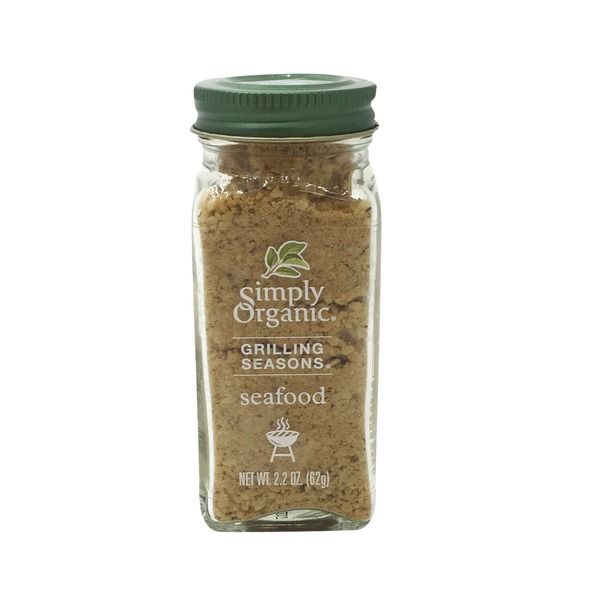 Simply Organic Seafood Seasoning