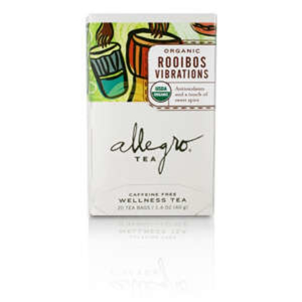Allegro Rooibos Vibrations Tea