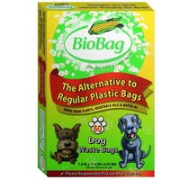 BioBag Dog Waste Bags 50 Ct