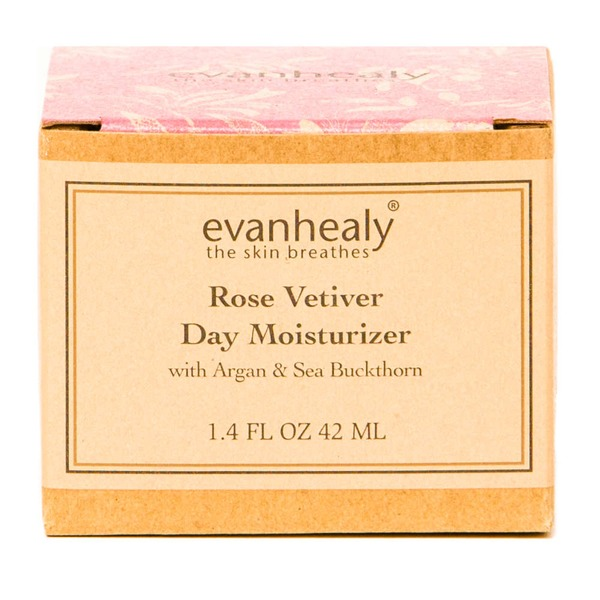 Evanhealy Rose Vetivert Day Moisturizer