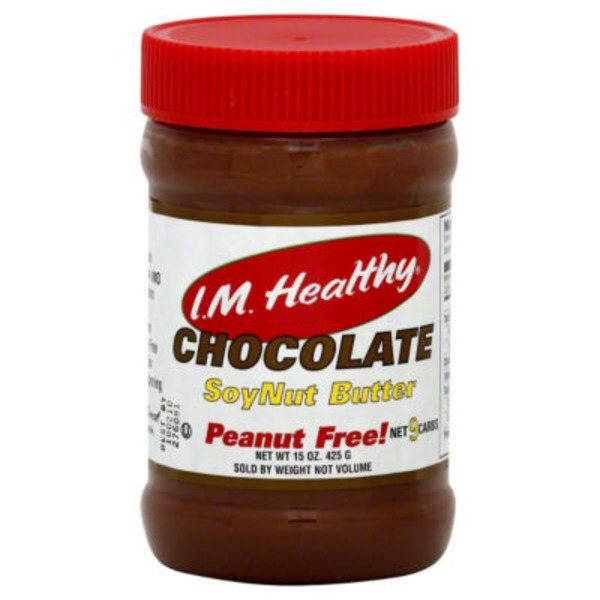 I.M. Healthy Peanut Free SoyNut Butter Chocolate