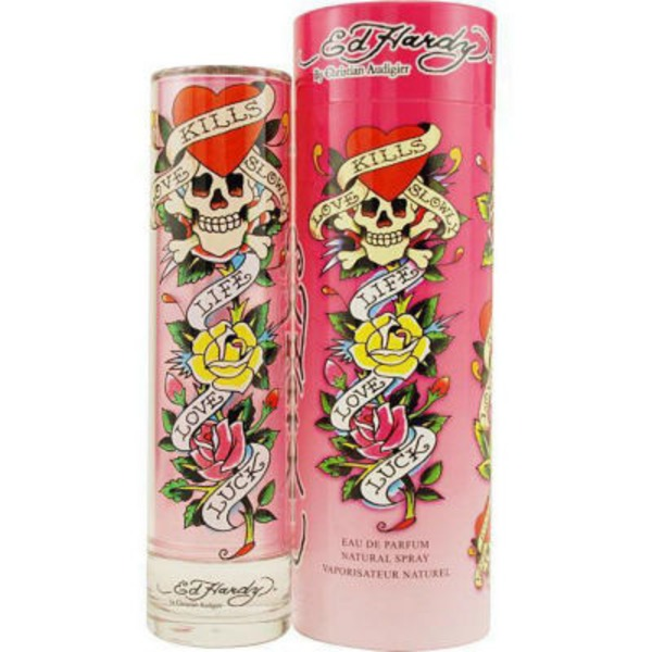 Ed Hardy Eau De Parfum Spray For Women