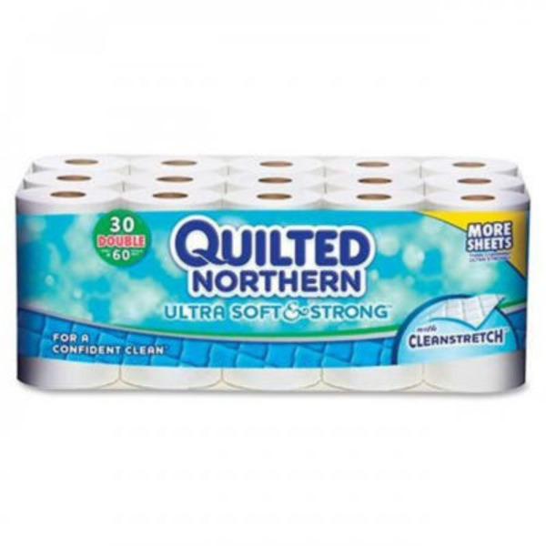 Quilted Northern Soft And Strong Double Roll Bath Tissue