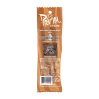 Primal Pet Foods Strips Meatless Vegan Jerky Soy Hickory Smoked