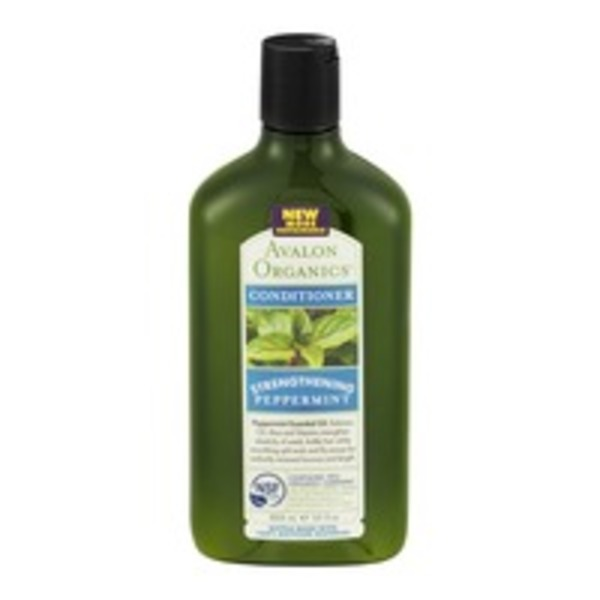 Avalon Organics Conditioner Strengthening Peppermint
