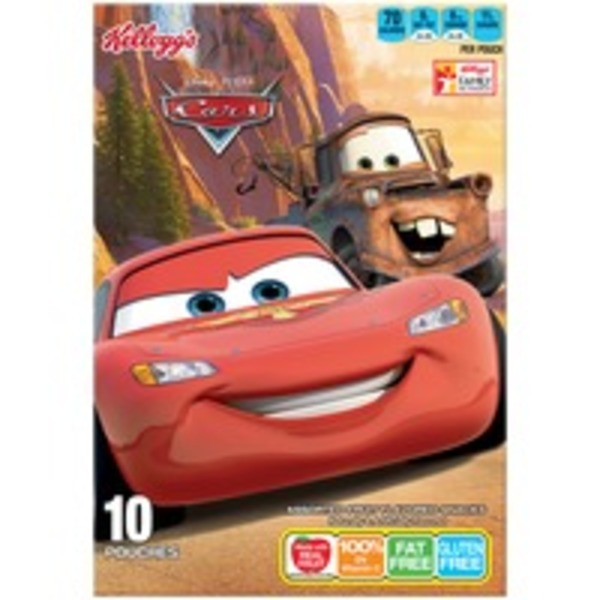 Kellogg's Disney/Pixar Cars Fruit Flavored Snacks
