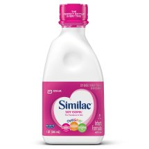 Similac Soy Isomil Infant Formula with Iron, Ready to Feed, 1 qt