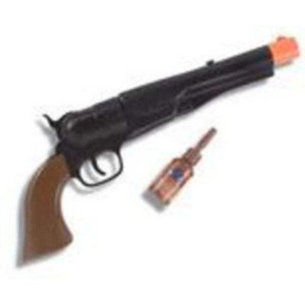 Imperial Toy Legends Of West Smoking Pistol Carded
