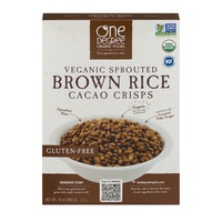 One Degree Organics Brown Rice Cacao Crisps