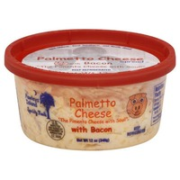 Pawleys Island Specialty Foods Palmetto Cheese, Pimiento Cheese with Bacon