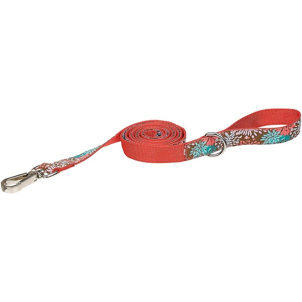 Petco Bloom Dog Leash 6' L X 1