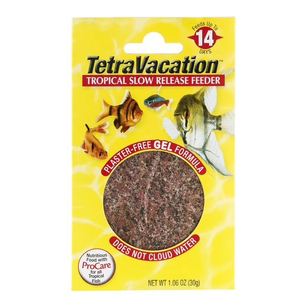 TetraVacation Tetra Vacation Tropical Slow Release Feeder