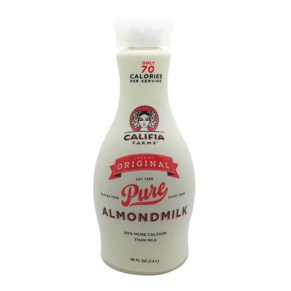 Califia Farms Original Pure Creamy Almond Milk
