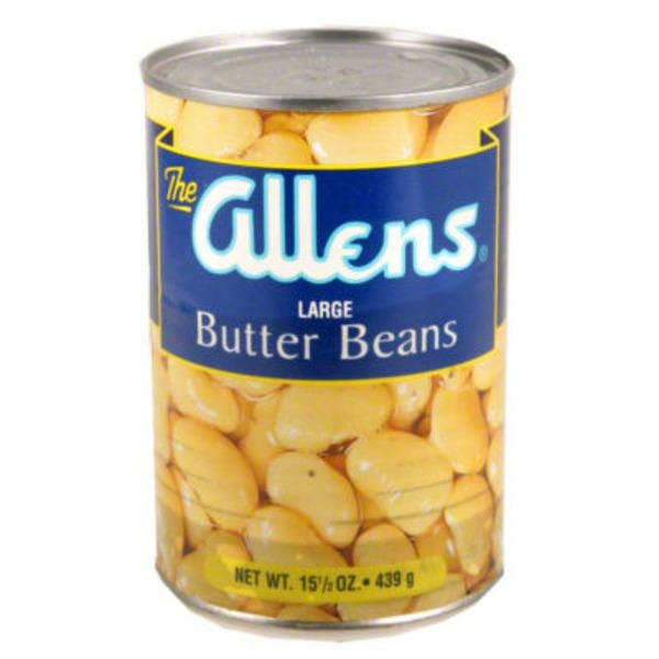 Allen's The Allens Large Butter Beans