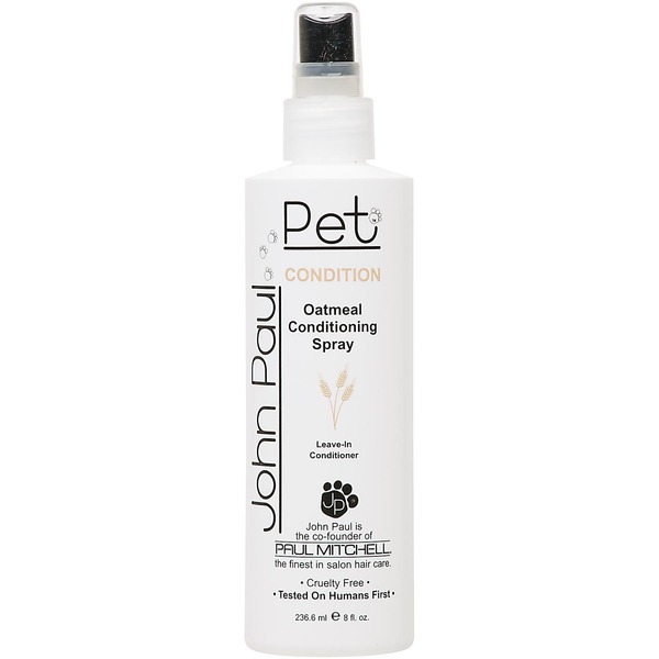 John Paul Pet Oatmeal Conditioning Dog Spray
