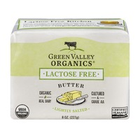 Green Valley Organics Lactose Free Butter