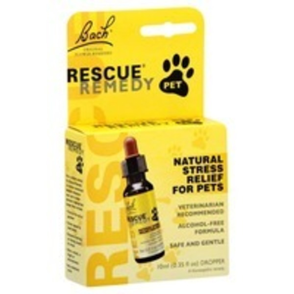 Bach Original Flower Remedies Pet Rescue Remedy