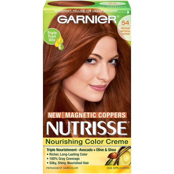 Nutrisse® 54 Medium Natural Copper Nourishing Color Creme