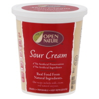 Open Nature Sour Cream